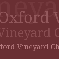 Oxford Vineyard Church