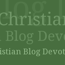 Christian Blog Devotionals