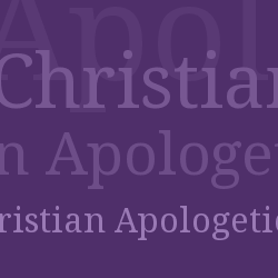 Christian Apologetics UK