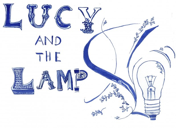 Lucy and the Lamp