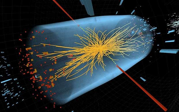 Higgs boson: the particle of faith