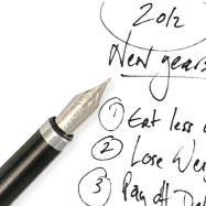 New Year's resolutions: yesterday, today and tomorrow