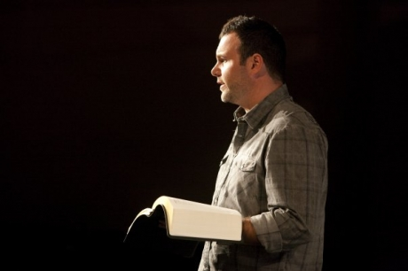 Mark Driscoll takes aim at the 'cowards' in the British church