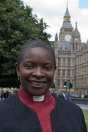 The First Female Bishop - Revd Rose Hudson-Wilkin