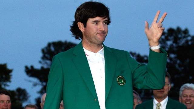 Golfer Bubba Watson gives God the glory