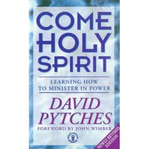 Come Holy Spirit: Learning How to Minister in Power