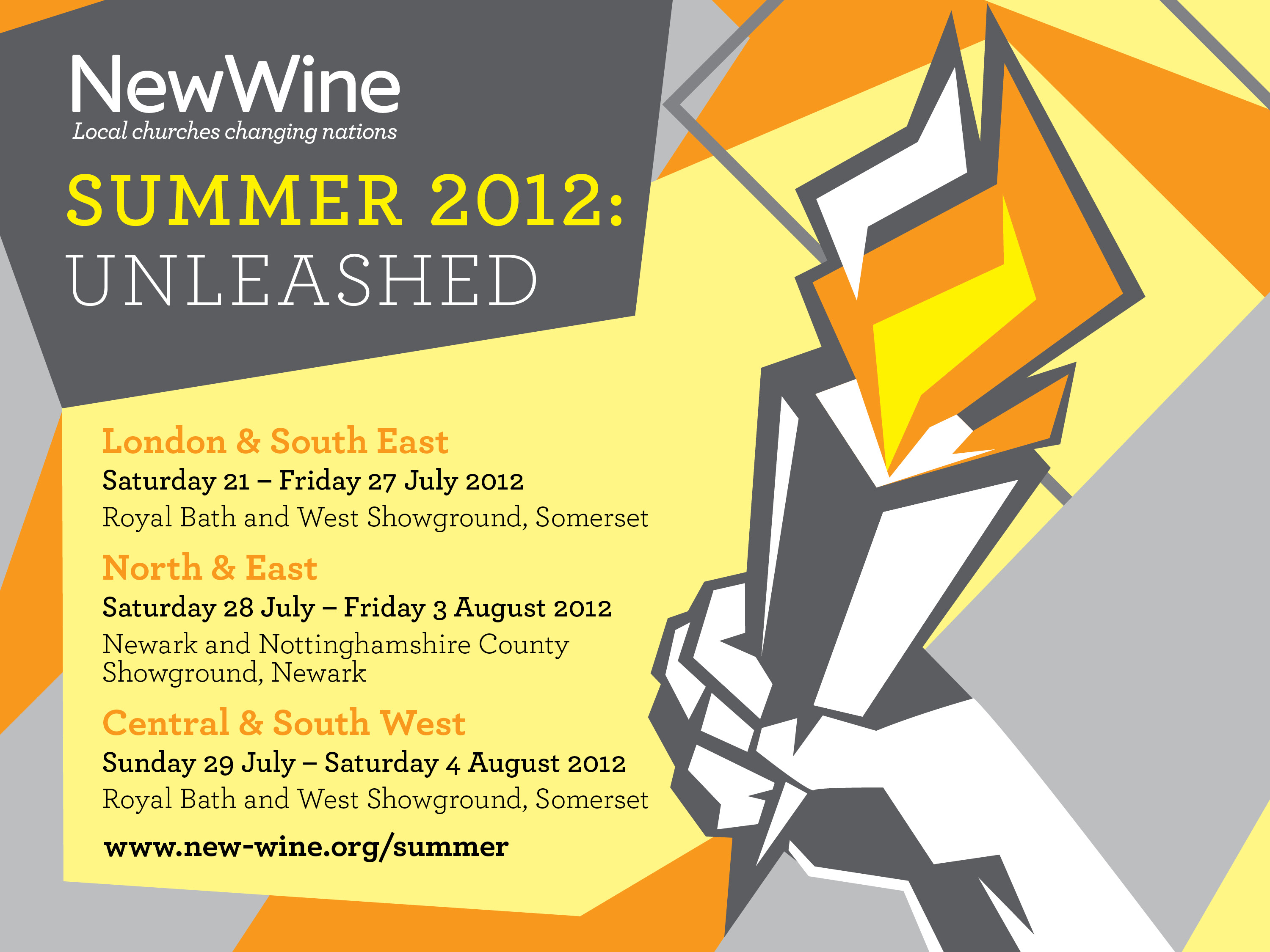 Over 320 Seminars on Offer at New Wine