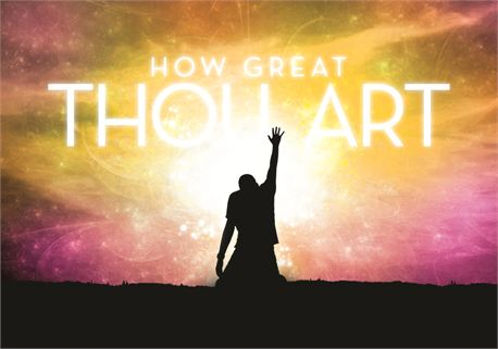 The Greatness Of Yahweh
