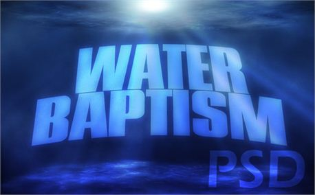 What's The Purpose Of Baptism?
