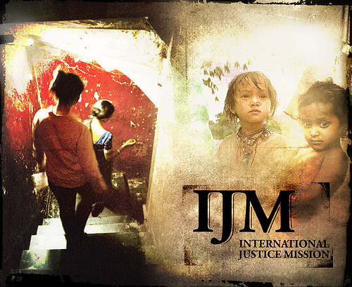 What is the International Justice Mission?