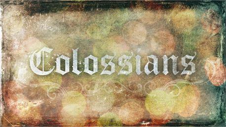 Colossians (Pt 3): The Triumph of the Cross