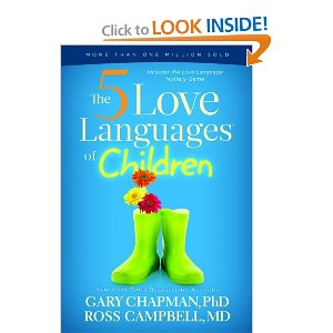 The Five Love Languages For Children