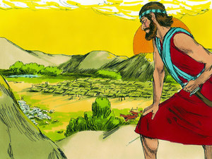 Joshua: A model for biblical leadership
