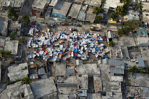 God and the Haiti Earthquake 2