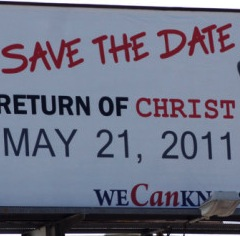 Believers Warn Neighbors Of Impending Doom On May 21