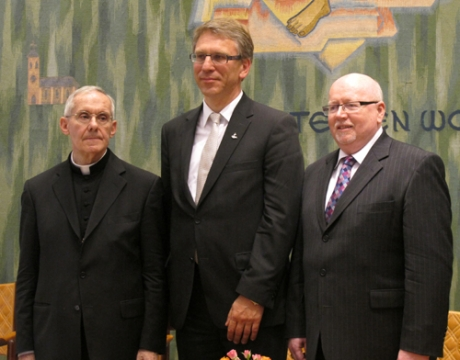 Evangelicals, ecumenists and Vatican launch historic joint document on mission