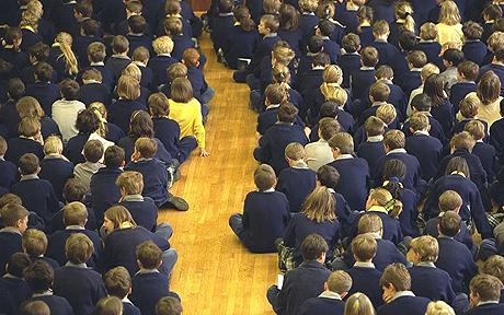 Collective worship: how schools opt out