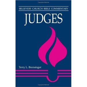 Judges (Believers Church Bible Commentary)