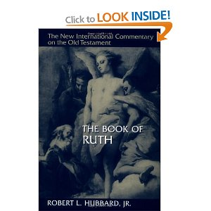 Book of Ruth (New International Commentary on the Old Testament)