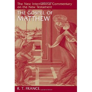 The Gospel of Matthew (New International Commentary on the New Testament)